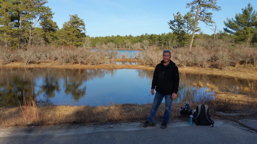 In the Pine Barrens Three-cornered Pond Sacred Places This Is Me