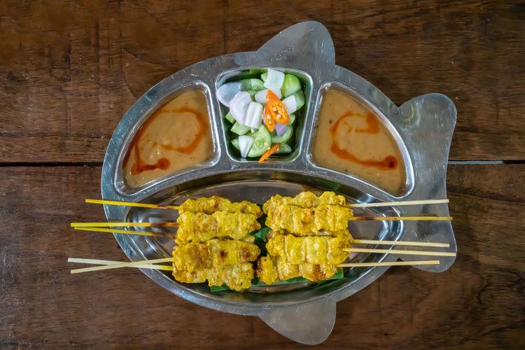 Moo Sa Tae Thai