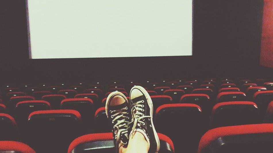 Smtimes be a lonely is better? Relaxing Hanging Out Movietime
