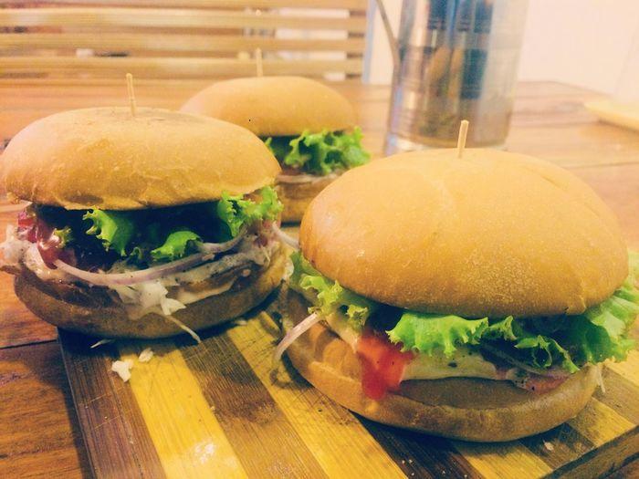 3brothers Matale Humburger Chicken Burger Fast Food Hamburger