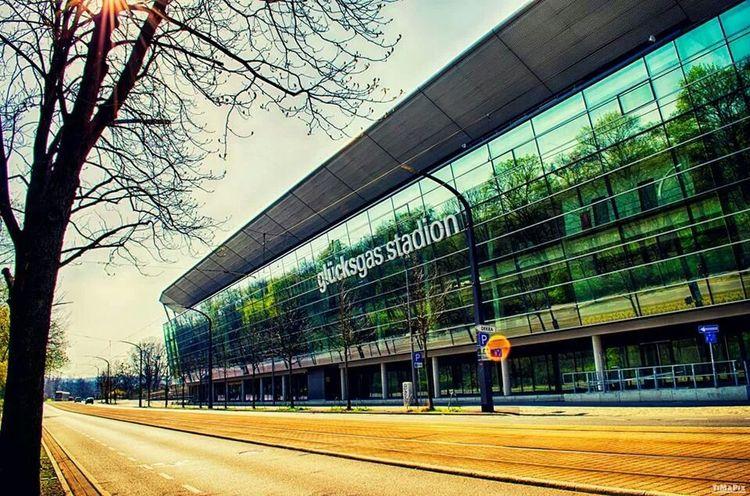 Dynamo Dresden Stadion Fussball