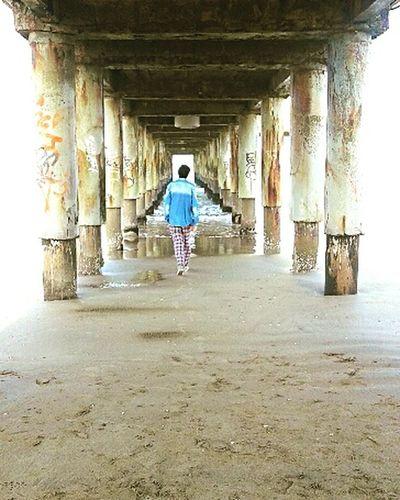 Beacha Day Docks Walk May