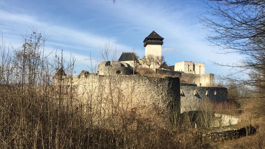 Castle in city Trencin, Slovakia Castle #city #Trencin Slovakia #iamcoolsk #snapseed #PSExpress #iPhone6 Iphonephoto #iPhonephotography