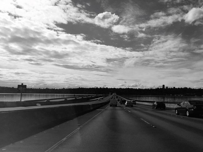 The Open Road Seattle I90