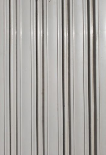 Backgrounds Silver Colored Metal Full Frame Close-up Pattern Silver - Metal Textured  Shiny Indoors  Day Metal Door Garage Doors Segments Shop Closed No People Mobile Phone Photography Wallpaper For Mobile Storage Unit Curtain