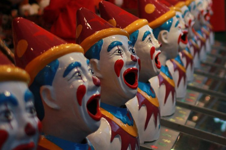 Clowns at the