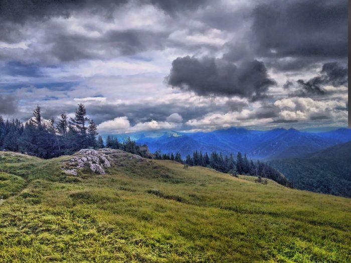Velka Fatra HDR Hiking
