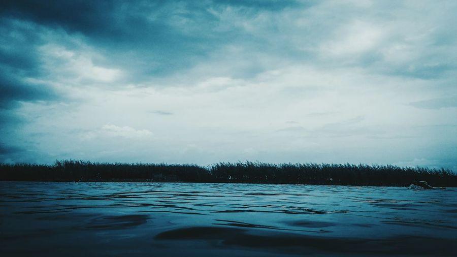 Water Lake Nature Swimming Cloud - Sky Comilla, Bangladesh