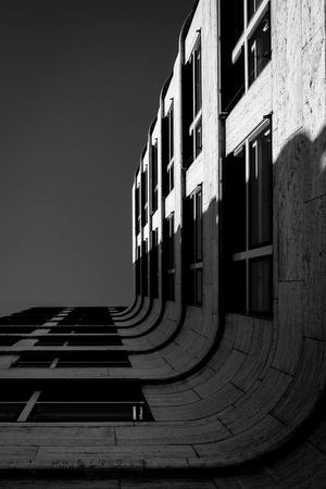 Berlin Corner Berlin Architecture Built Structure Building Exterior No People Outdoors Day Clear Sky Sky City The Graphic City