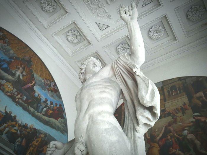 Academyofart Statue Gorgeous Visiting Museum Saint Petersburg