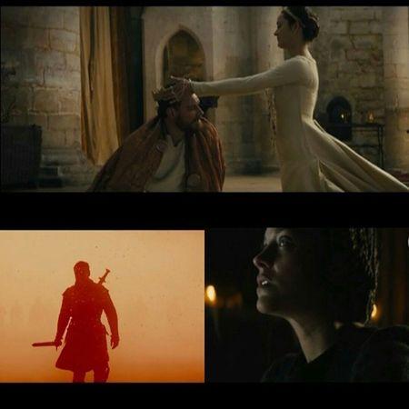 """""""So foul and fair a day I have not seen"""" Não vejo a hora de ver esse filme... 😍 Macbeth Michaelfassbender lindo!!! 😘 Love Book literaturainglesa"""