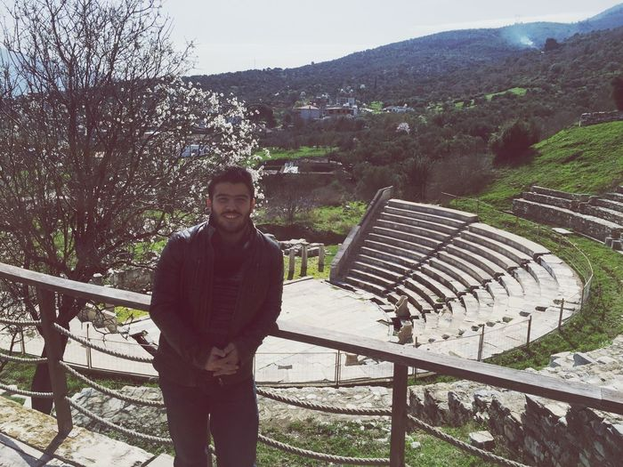 Turkey Izmir Torbalı Metropolis Antik Kenti gezinti...