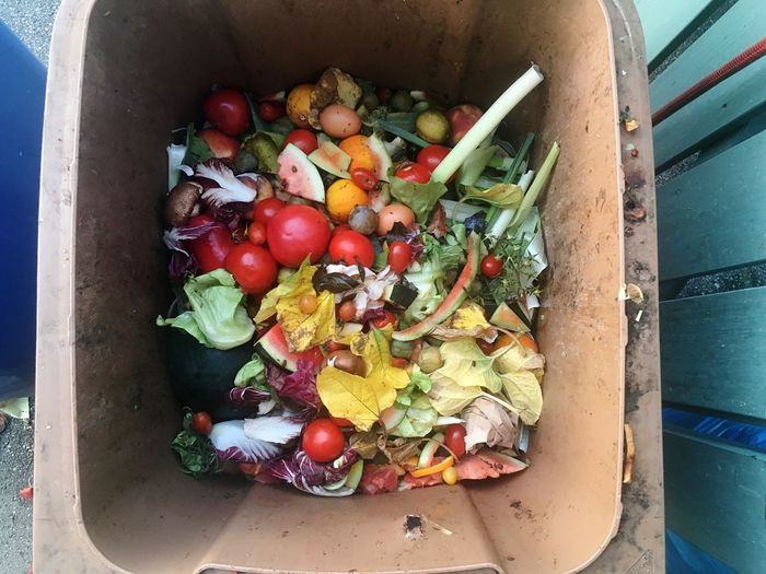 Wasting Food Food Waste Food Trash