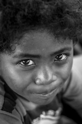 Ambo Aeta Close-up Shot Aeta Child Indigenous People Indigenous Child Indigenous Child Portrait The Portraitist - 2018 EyeEm Awards Thinking Head And Shoulders
