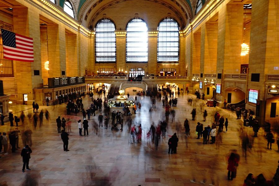 Grand Central Terminal #newyorkcity #travelphotography #photography EyeEmNewHere #longexposure Large Group Of People Crowd Group Of People Architecture Real People City Travel Walking Travel Destinations City Life Tourism Men EyeEmNewHere Adventures In The City