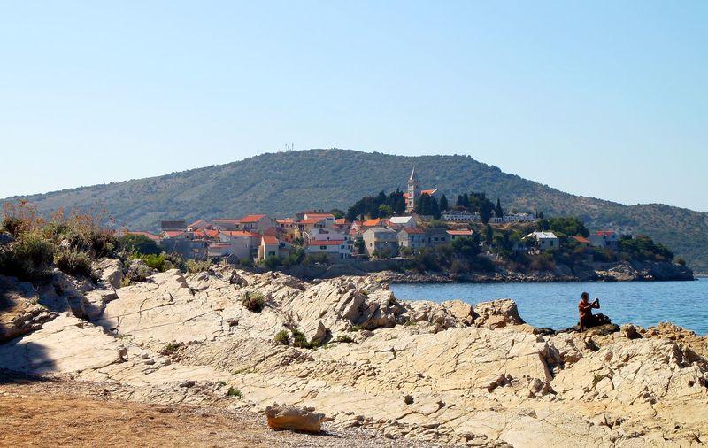 Croatia sunny