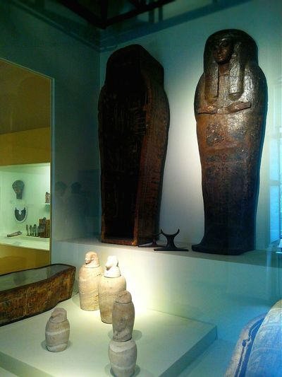 Mummy Monument Historical Place Istanbul Turkey Mumya Tarihi Eskieserler Istanbularkeolojimuzesi