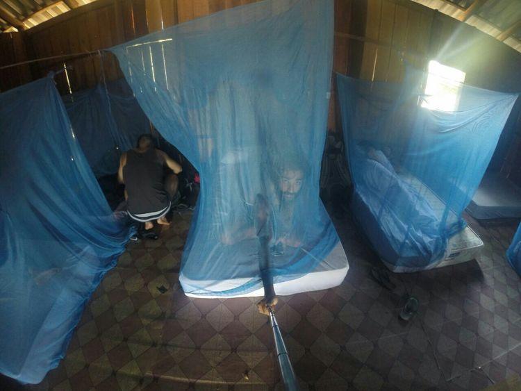 Mosquitonet Luxurylifestyle  Vacation Trip Stayingthenight Selfie Gopro Lifeexperience