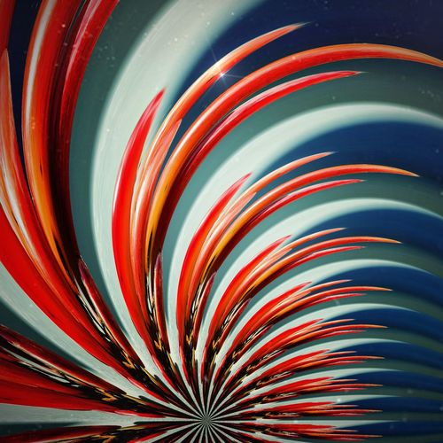 EyeEm Best Shots Art No People Close-up Pattern Full Frame Multi Colored Backgrounds Indoors  Still Life Red High Angle View Spiral Design Plastic Creativity Abstract Motion Day Repetition Food And Drink