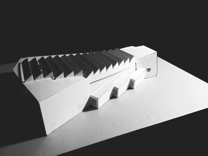 Hans Scharoun Museum Taking Photos Check This Out Hustory Maqueta Architecture Fun!