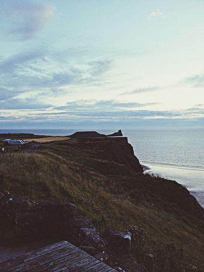 Holidays England Ocean Love