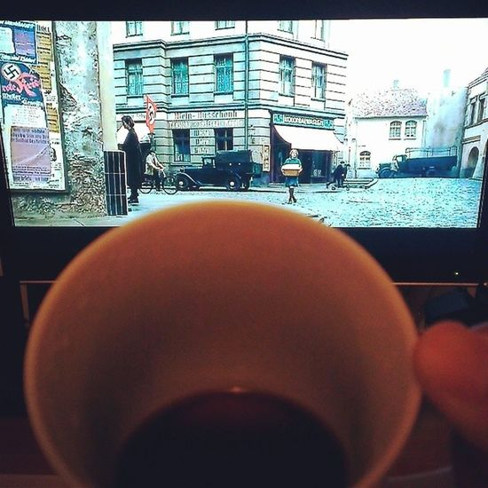 Coffee and T.V. Breakfast MOVIE Thebookthief