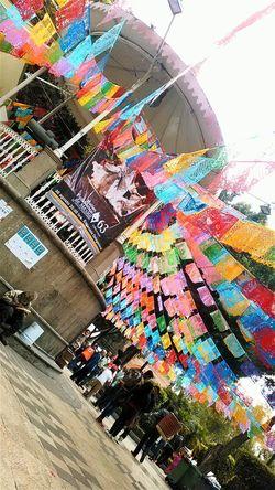 Kioskos de mexico! Centro Historico De Tlalpan Feria Musical Instruments Mexico City Colores Diversion