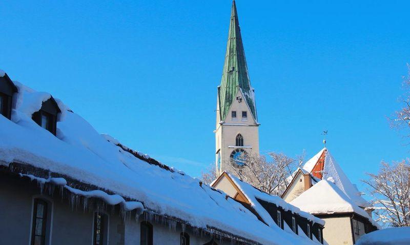 Deutschland Kempten (Allgäu) Snow Wintertime Winter Beat-fighter Streetphotography Allgäu Streetphotograhpy Streetphotograpy A winters tale ???