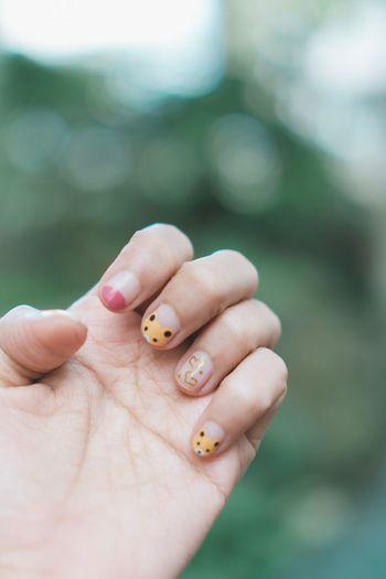 Nail Human Hand