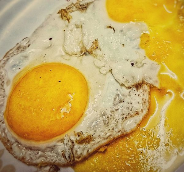 Food Yellow Egg Yolk Close-up Egg White Healthy Eating No People XperiaZ5 Low Angle View