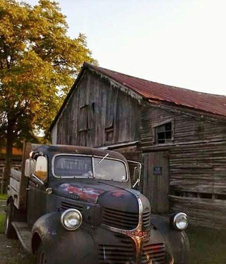Antique Truck Barn