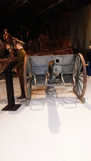 World War 1 Field Gun . Cannon like style. Featuring No People Day Technology Dirty History Coming To Life War Museum War Vehicle Wear And Tear Weapon History Military Inside Tank Museum United Kingdom Armored Vehicle War Machine World War