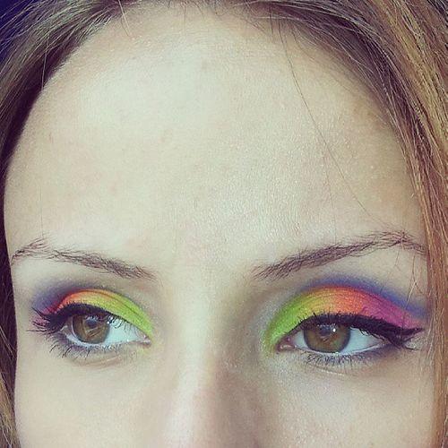 Trucco a Gabri Makeup Trucco Esamesecondoanno Wicolori