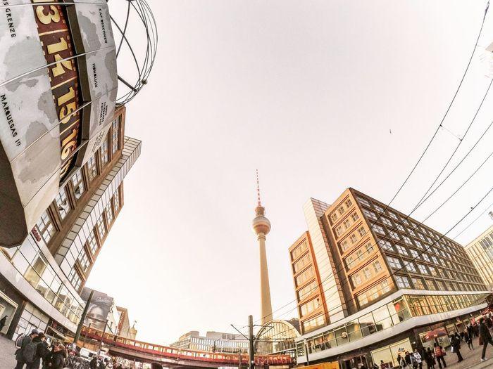Berlin in a