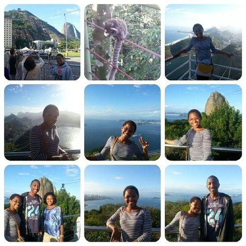 Dia incrível parte 1 Vacations day 7 Brasil-Rio de Janeiro ★★★★★