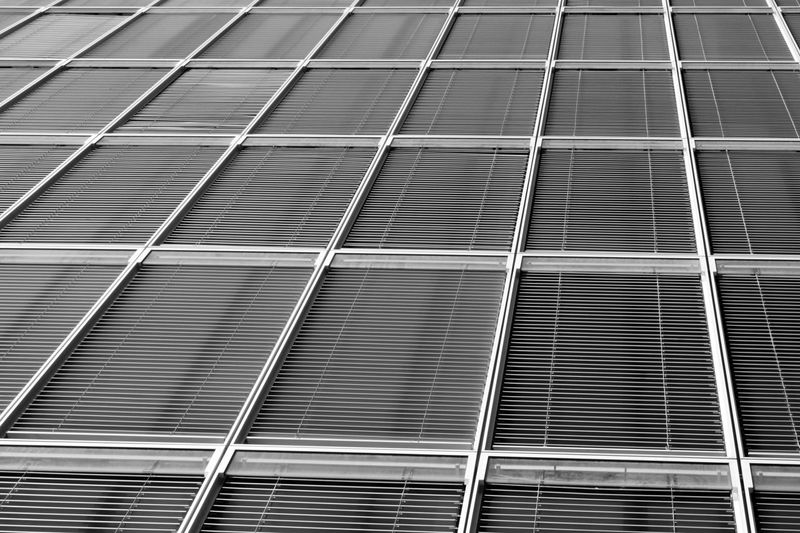 Blinds of a so called Krankhaus in the Rheinauhafen Cologne. Architecture Architecture_bw Backgrounds Black & White Black And White Blackandwhite Blinds Bw Cologne Design Geometry Kranhäuser Köln Metal Modern Pattern Pattern Pieces Rheinauhafen Shutter Window
