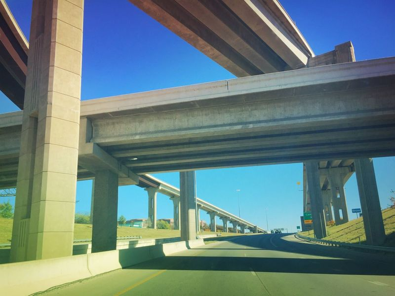 Urban Geometry Freeway Architecture_collection Theroadlesstraveled