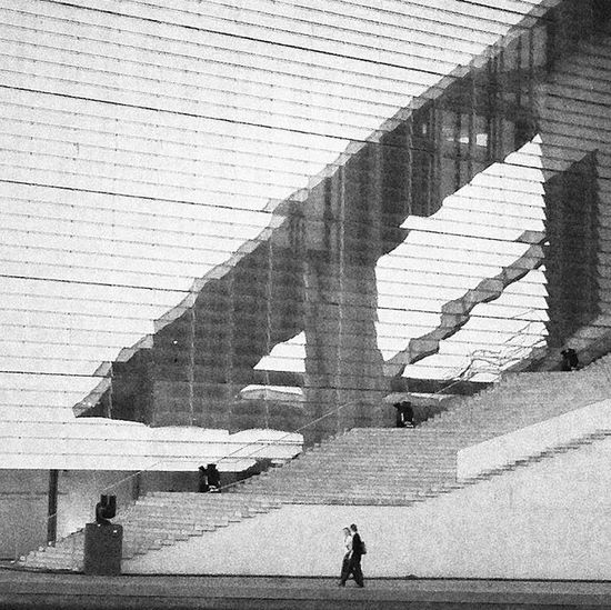 Stairs & Reflection