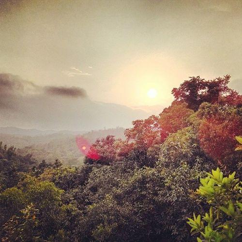 Sunset Coorg Rainforestretreat