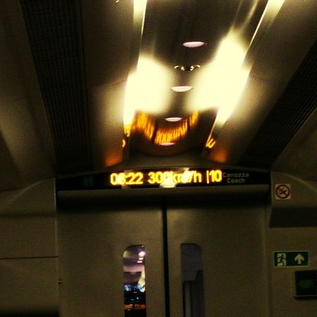 TAV Alta Velocità Treno Italo Go Speed