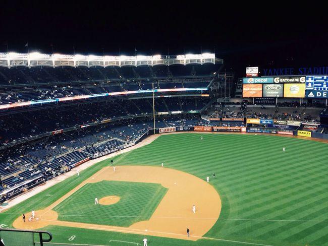 New York City, New York. Newyorkcity Newyork NYC Photography Baseball Newyorkyankees Yankees Sports USA Travel