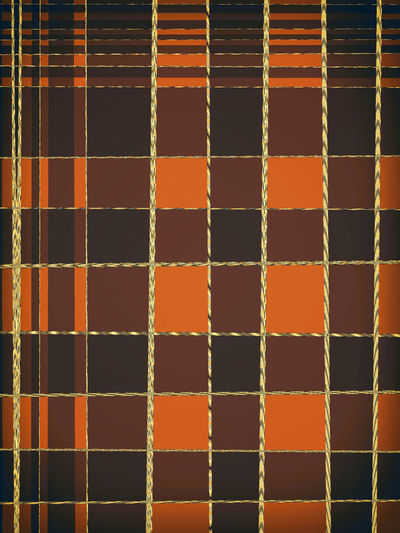 The kilt Fashion Golden Kilt Rock Orange Scotland Scottish Tradition Abstract Backgrounds Close Up Close-up Cloth Design Fabric Kilt Material Multi Colored No People Pattern Scottish Highlands Tartan Textile Texture Textured  Traditional
