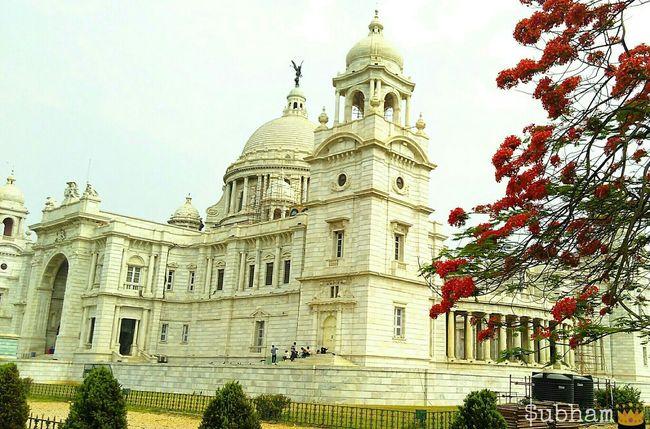 My Favorite Place Victoria Memorial Ancient Architecture Kolkata Kolkatadiaries RedFlowers😍