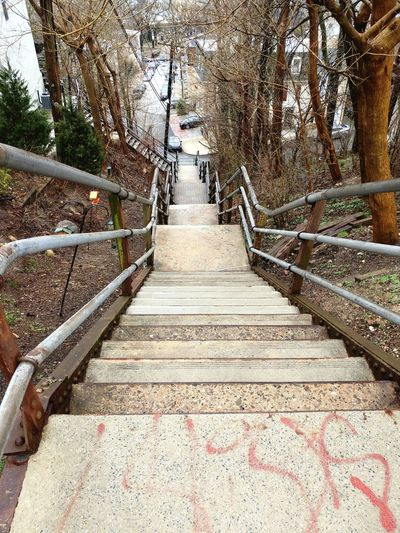 stairways The