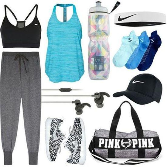 Nike Victoriassecret Jogging Sportgirl