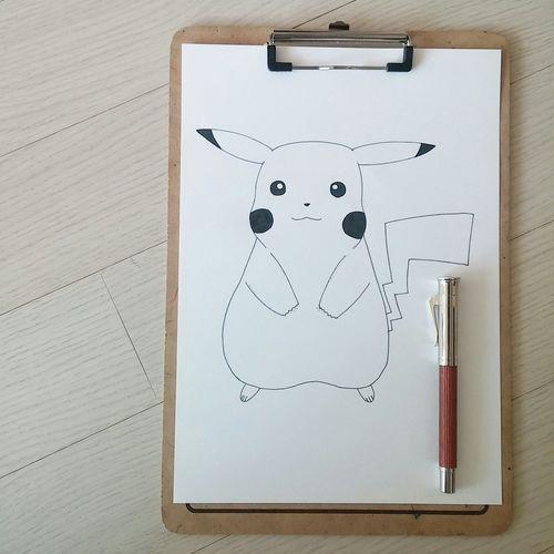 Cute Drawing Art, Drawing, Creativity Fountainpen Handwriting  Check This Out Fun Times www.fb.com/kim.yujupapa