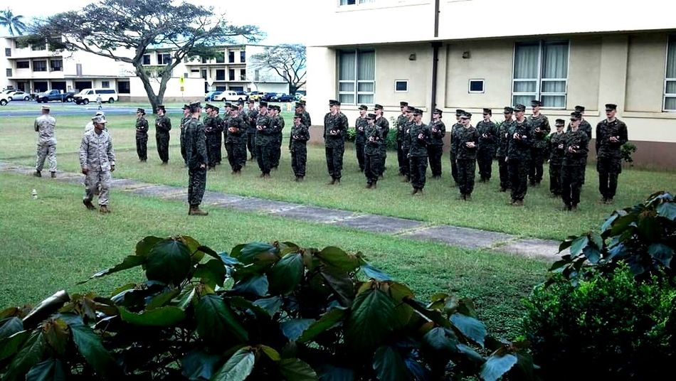 Really missing this place Marine Corps Travel Hawaii Oorah (there's me!)