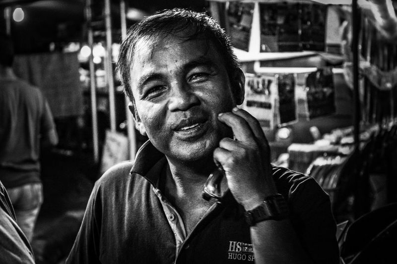 Sincere smile... Bwphotography Bwportrait Potrait People Close-up The Portraitist - 2017 EyeEm Awards The Portraitist - 2018 EyeEm Awards