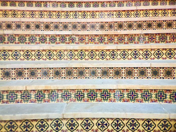 Steps and patterns. Pattern Tiles Art Las Colinas  Irvingtx Dallas Texas