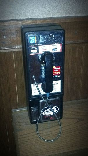 Payphone. New Jersey. No Way. Bennigans  Ramada Brew Or Two Yummy Food. These Do Still Exist Analog Kills The Digital Stars